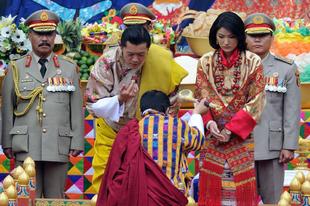 Az indiai tanár - Bhután 17. nap