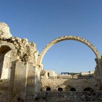 Újjáépül a jeruzsálemi Churvá-zsinagóga