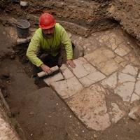 Megtalálták Jeruzsálem bizánci főutcáját