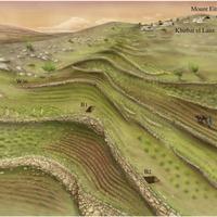 Teraszos földművelés az ókori Izraelben