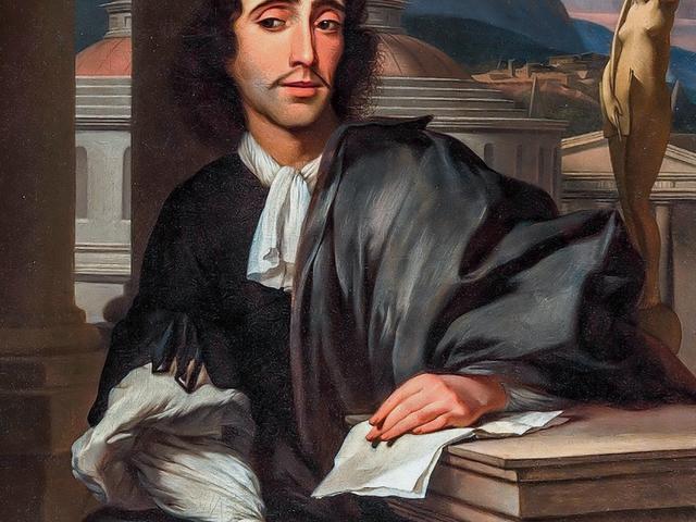 A kiátkozott Spinoza