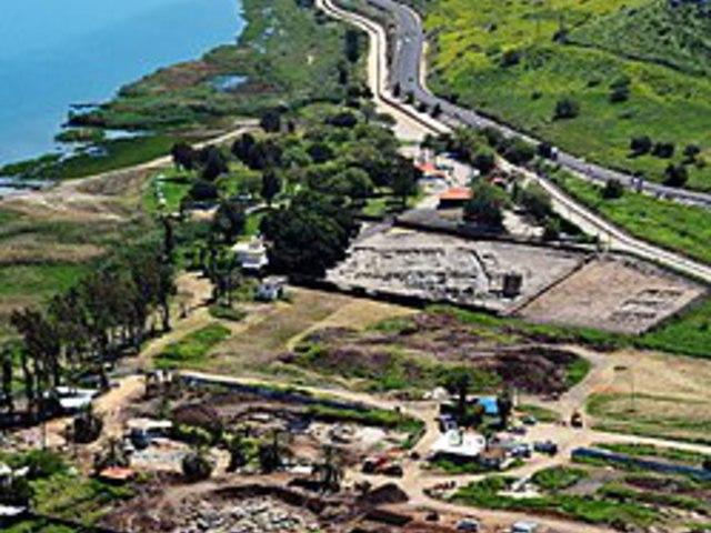 Magdalai ásatások