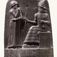 Hammurapi törvénykönyve és a Biblia