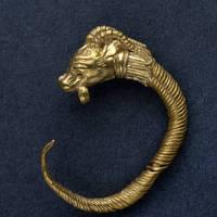 2200 éves fülbevalót találtak Jeruzsálemben