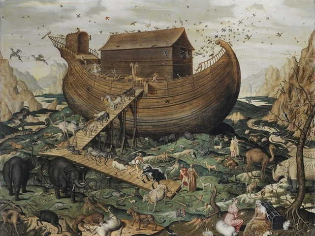 A bibliai állatok világnapja is