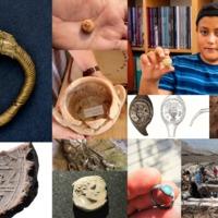 2018 TOP 10 bibliai régészeti felfedezése
