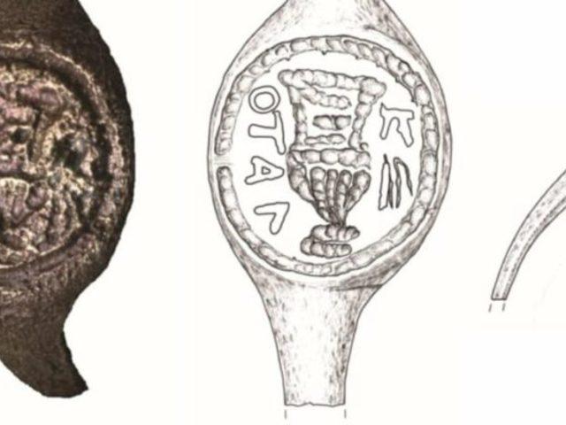 Pontius Pilátus pecsétgyűrűje