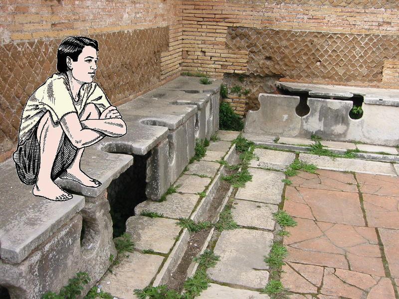 WC-körkép az ókori Izraelben