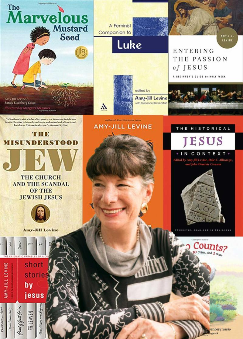 Amikor egy zsidó nő Újszövetséget olvas