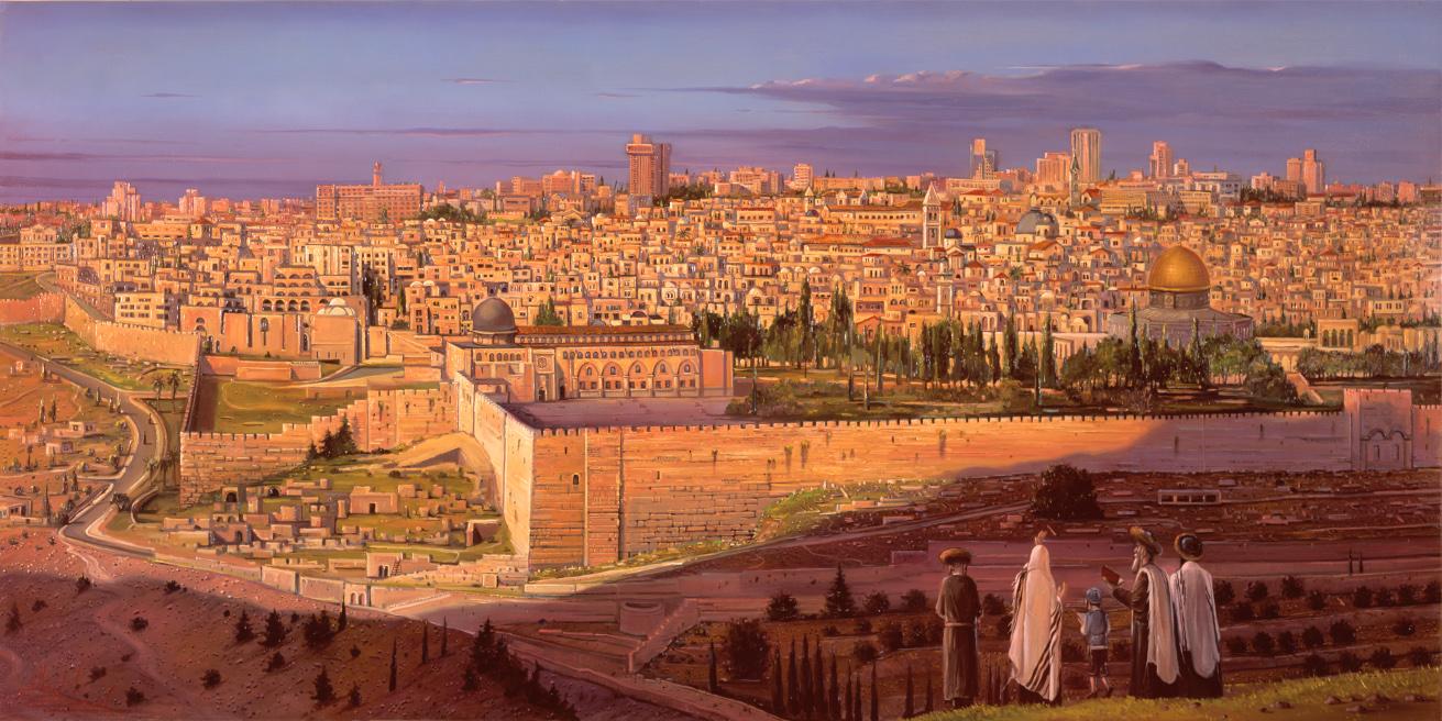 Mit ér Jeruzsálem?