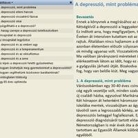 Kivezető út a depresszióból