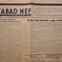 Szabad Nép 1953