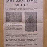 Zalamegye Népe! 1947