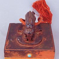 Az 5. Dalai Láma pecsétje