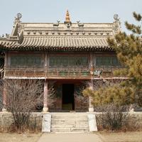 Bajaszkulangtu Barildulga kolostor sztéléje