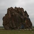 """Taikhar chuluu és a """"Lovas"""" kő"""