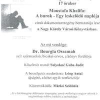 Dokumentumregény Ossamah doktor fordításában