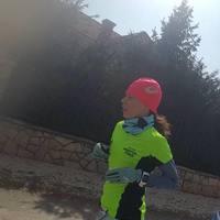 Tolnai Éva (Bicske) a MaratonFüred női mezőnyének 9. legjobb teljesítője