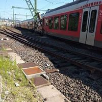 Ideiglenesen szünetel a vonatközlekedés a Déli pályaudvaron