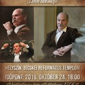 Berecz András jótékonysági előadása a bicskei református templomban!