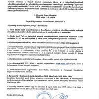 Az ipari park autópálya lehajtót kap - Árvízvédelem a Szt. László pataknál