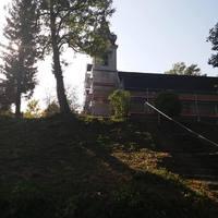 Csabdin renoválják a református templomot