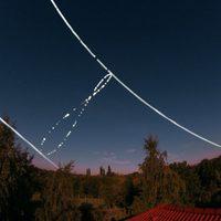 A Csillagászat.hu Bajmóczy György egy éven át, Bicskén, halszem optikával készült felvételét mutatja be!