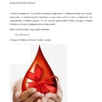 A Bicskei Vöröskereszt munkáját támogatta adományával a Vállalkozók Bálja