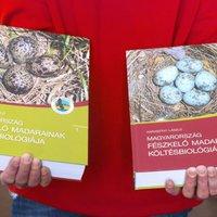 Gigantikus madárkönyv jelent meg a csákvári ProVértes gondozásában