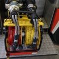A bicskei tűzoltók életmentést tettek lehetővé a mentőknek az új feszítővágójuk első bevetésén