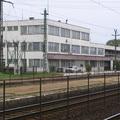 Régi/új állomásépület Bicskén, amire várunk már egy ideje