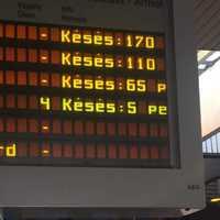 Elhárították a hibát - A vasúti közlekedésről