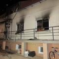 Felgyújtotta a mányi házat, benne gondozásra szoruló élettársával