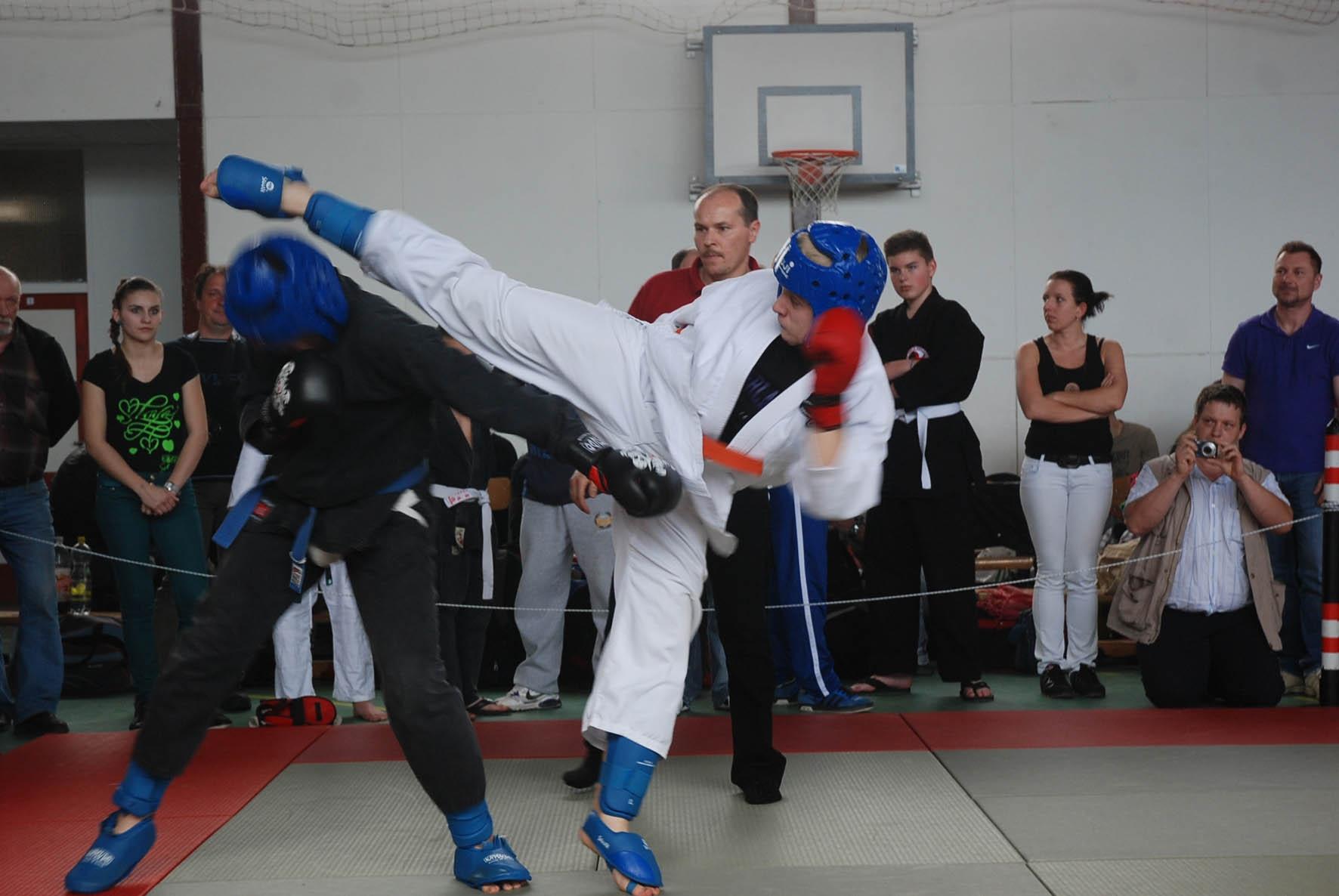 Randevú harcművészetek