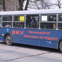 Szauna a buszokon