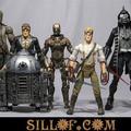 Steampunk Star Wars figurák