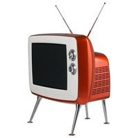 Ez aztán a retro tévé!