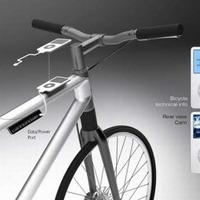Zenés bicikli