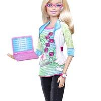 Barbie, az informatikus
