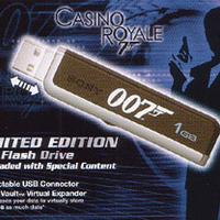 007-es pendrive a Sonytól