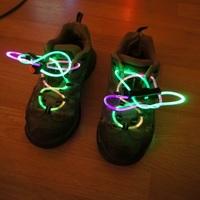A világító cipőfűző