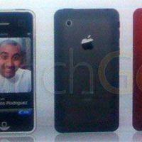 Jön az iPhone 2.0: színesen, 3G-sen, videochattel?