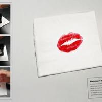 Egy ötletes csók