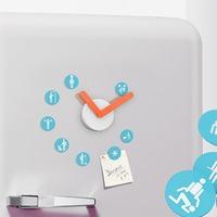 Mágneses óra segít megszervezni a napod