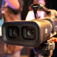 A Panasonic 3D kamerája Wall-E-ra hasonlít