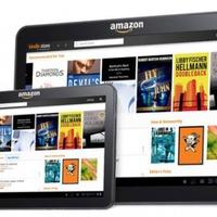 Hét inches lesz az Amazon-tablet