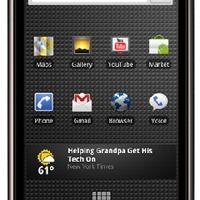 Öt perc a Nexus One-nal
