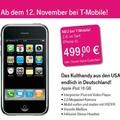 Novemberben jön a 3G-s iPhone Európába?