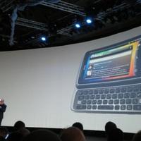 HTC bejelentés, élőben
