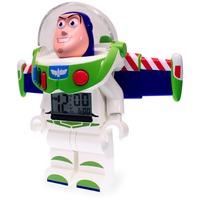 Buzz Lightyear Lego ébresztőóra